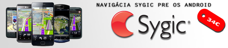Sygic Navigcia